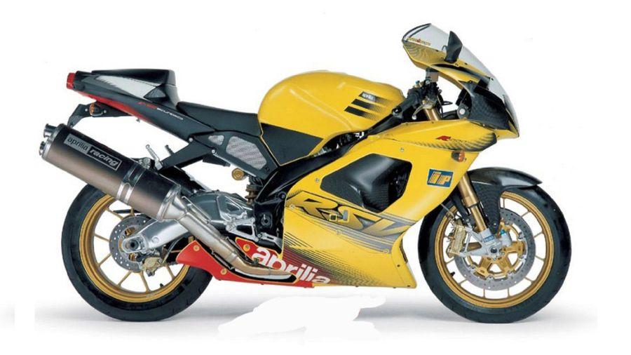 2002 Aprilia RSV Mille