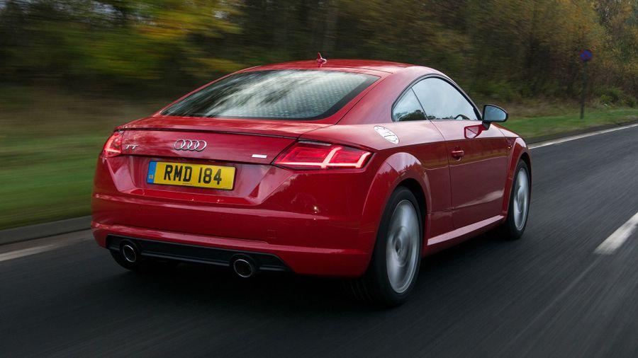 Best coupes - Audi TT