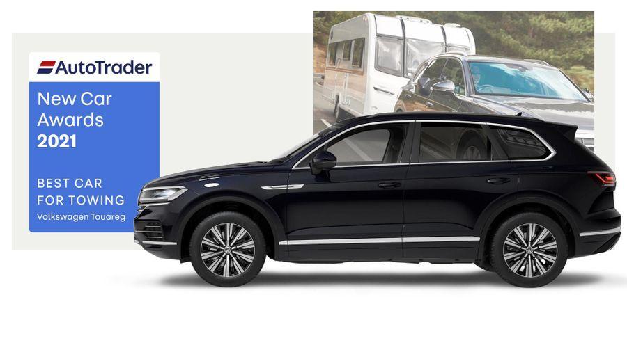 Best Car for Towing Award 2021 – Volkswagen Touareg