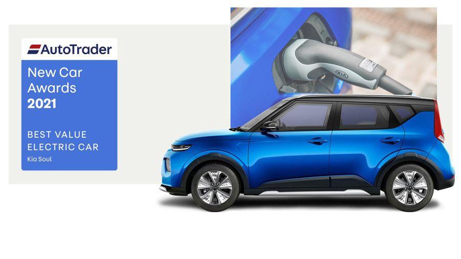 Best Value Electric Car Award 2021 – Kia Soul EV