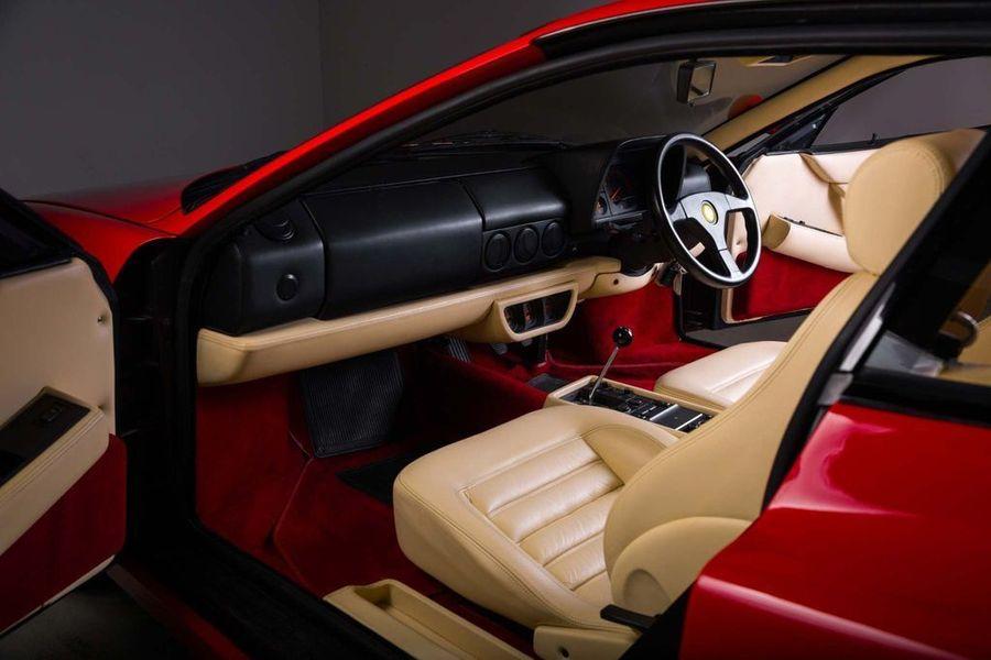 Ferrari 512 TR coupe