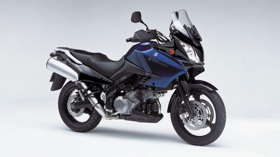 Suzuki V-Strom 1000 – the adventure workhorse