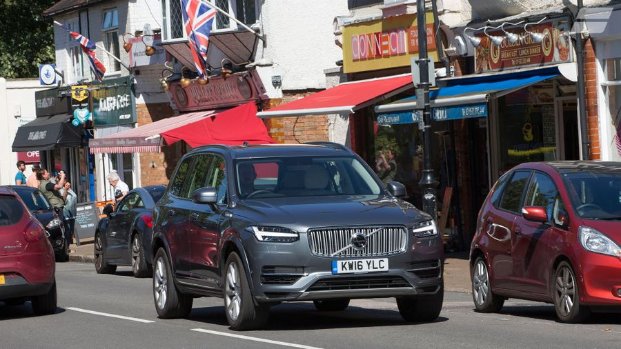 Volvo XC90 long-term review