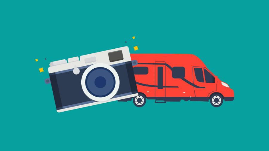 How to take photos of your motorhome for your Auto Trader advert