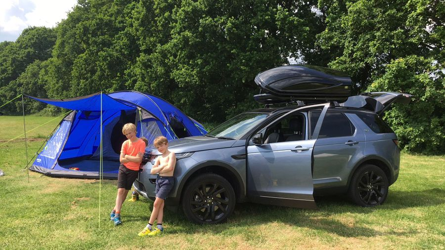 Living With A Land Rover Discovery Sport Auto Trader Uk
