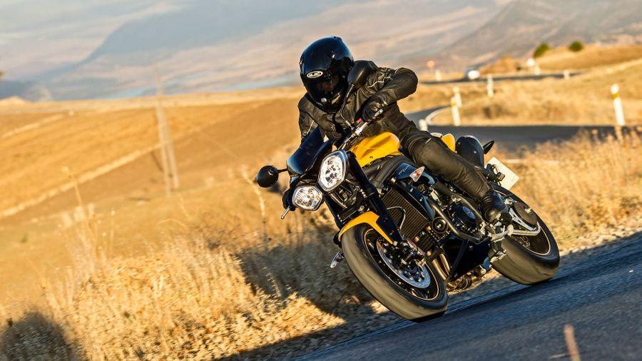 Triumph Speed Triple 1050 R