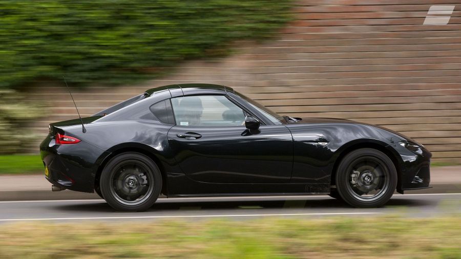 living with a mazda mx 5 rf auto trader uk