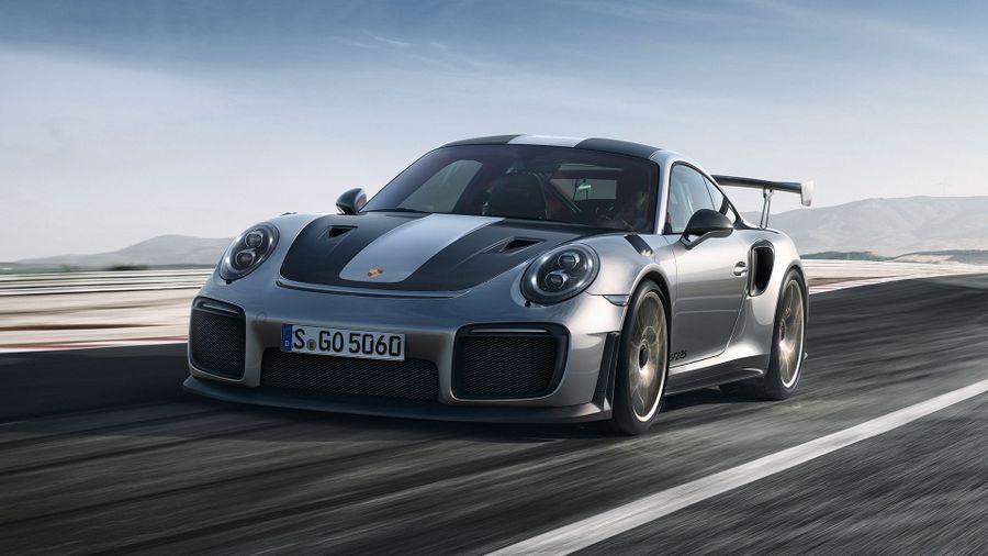 Porsche 911 GT2 2017