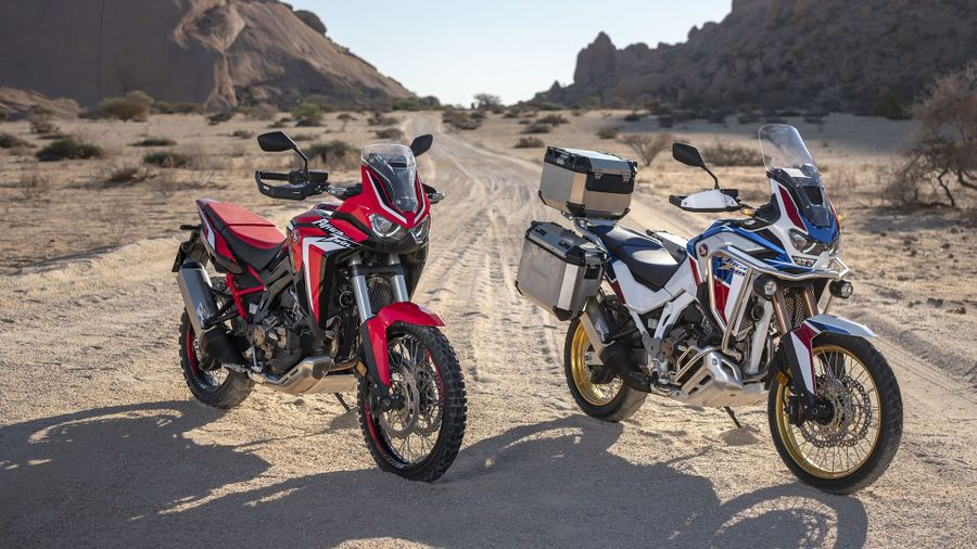 Honda CRF1100L Africa Twin – the best-selling 1000cc+, from £13,049