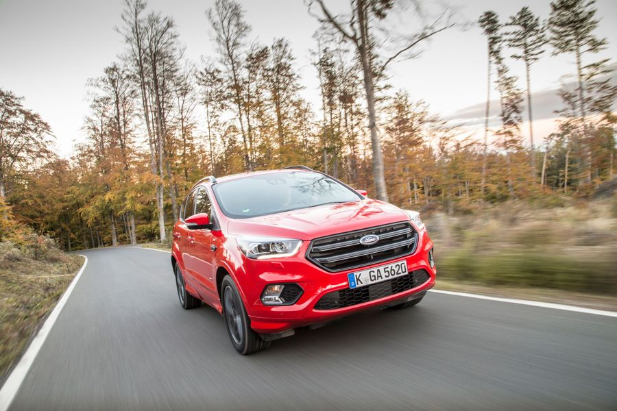 2016 Ford Kuga first drive review | Auto Trader UK
