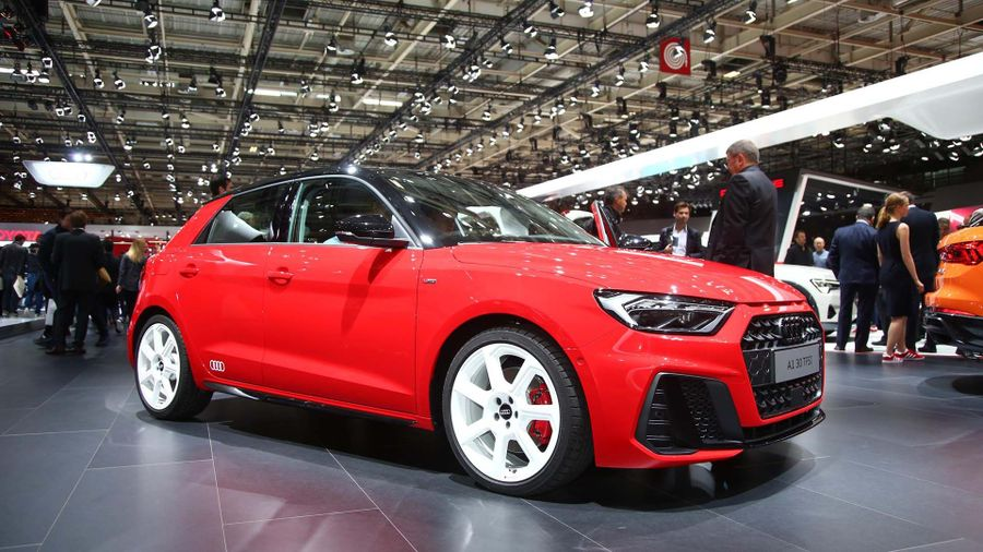 Leasing Audi A1 >> New Audi A1 debut at Paris Motor Show | Auto Trader UK