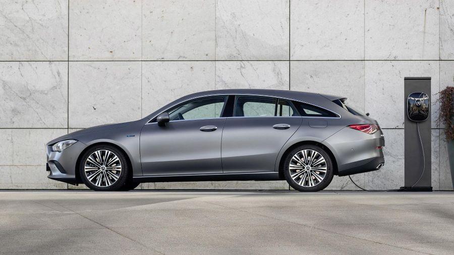 2020 Mercedes-Benz CLA 250 e Shooting Brake