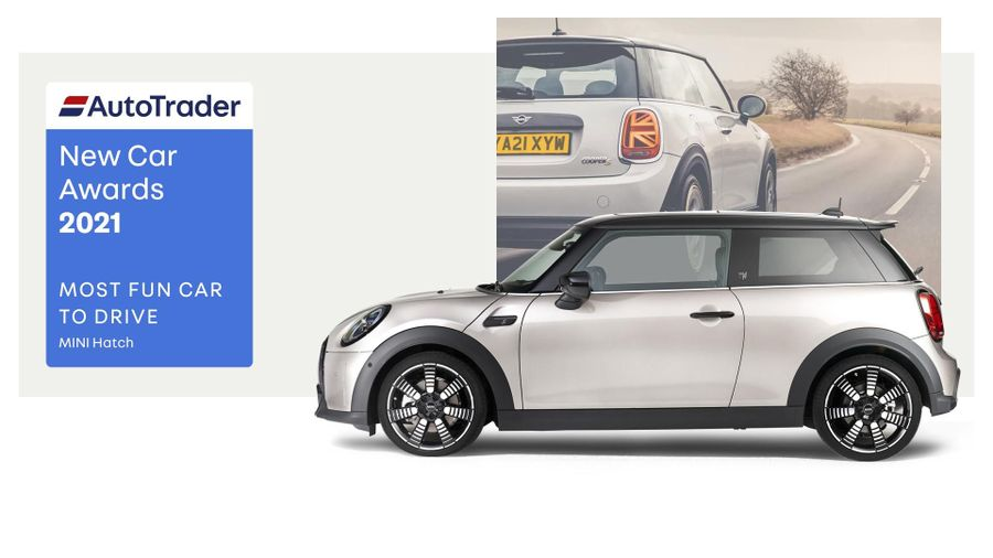 Most Fun Car to Drive Award 2021 – Mini Hatch