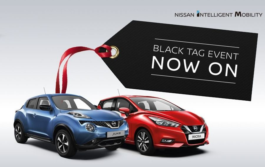 Nissan Black Friday deals