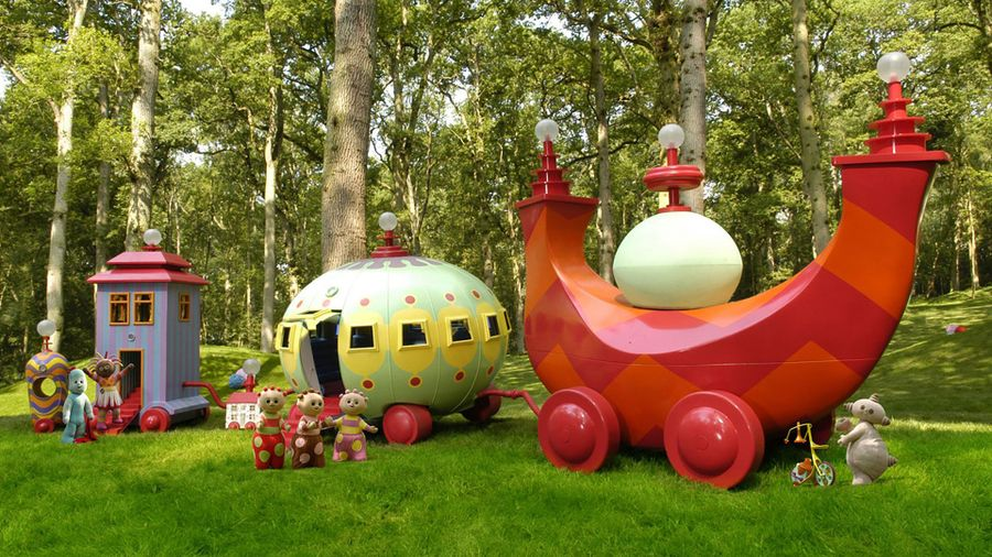 In the Night Garden, the Ninky Nonk
