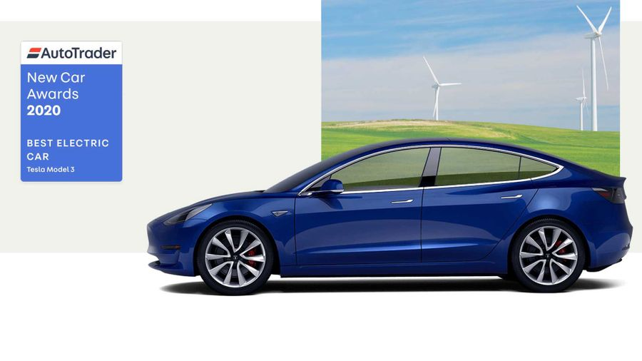 Tesla Model 3, the Best Electric Car for 2020