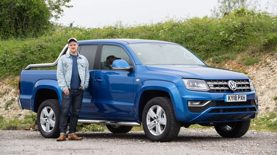 Living with a… Volkswagen Amarok | Auto Trader UK