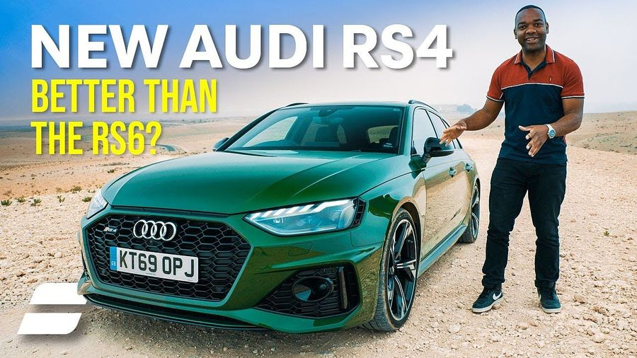 2020 Audi RS4 – better than the RS6?