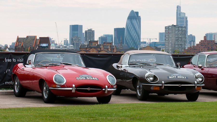 Best classic cars - Jaguar E-Type