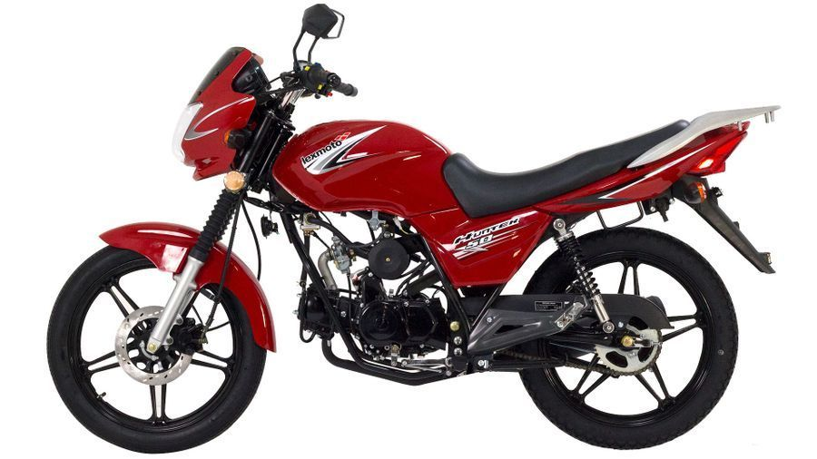 Top 5 50cc bikes: 5. Lexmoto Hunter 50 E4