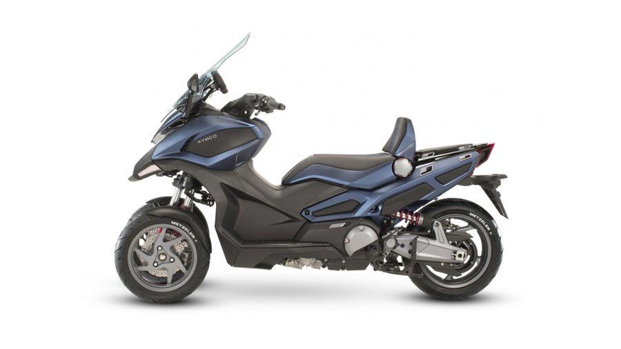 Top 5 Alternative 3 Wheel Motorcycles: Kymco CV3