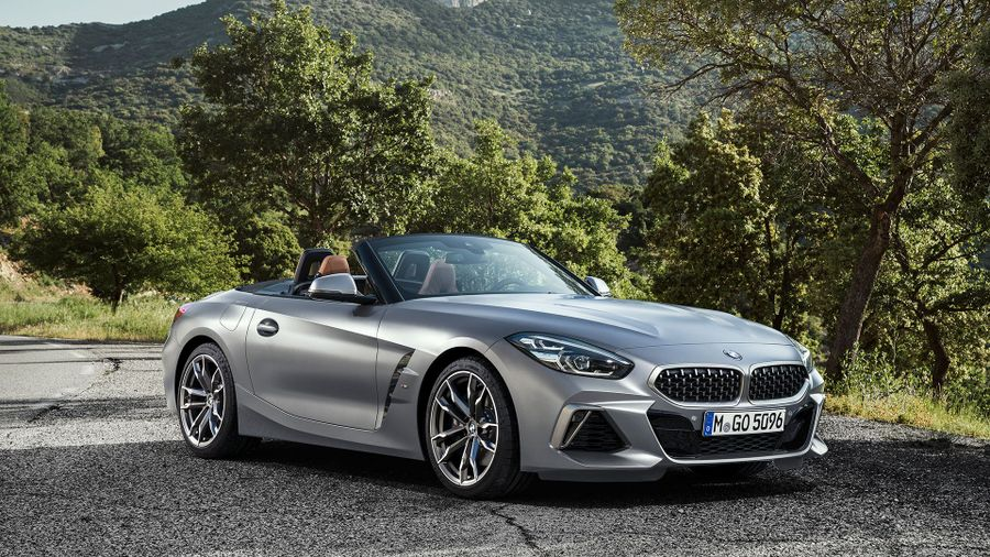 New Two Seater Sports Car From BMW
