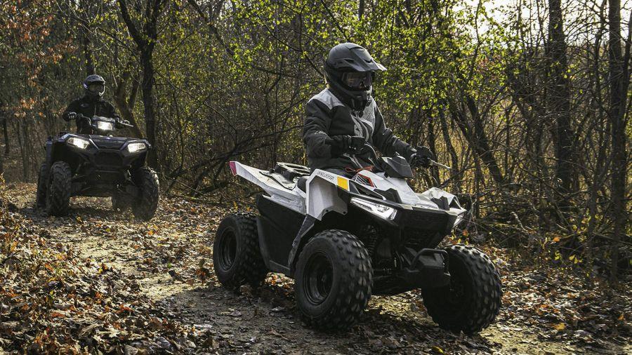 Polaris Outlaw 70 EFI – the best kids ATV