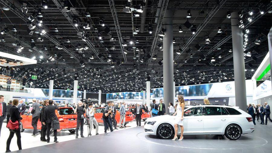 Frankfurt Internationale Automobil-Ausstellung motor show