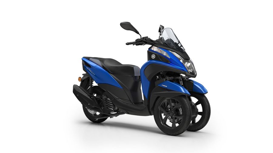 Yamaha Tricity 125 – the 3-wheeler one