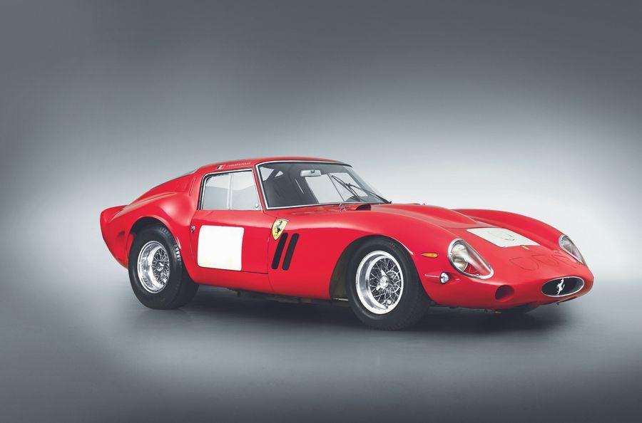 1962/63 Ferrari 250 GT0 Berlinetta