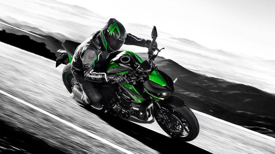 2018 model year Kawasaki