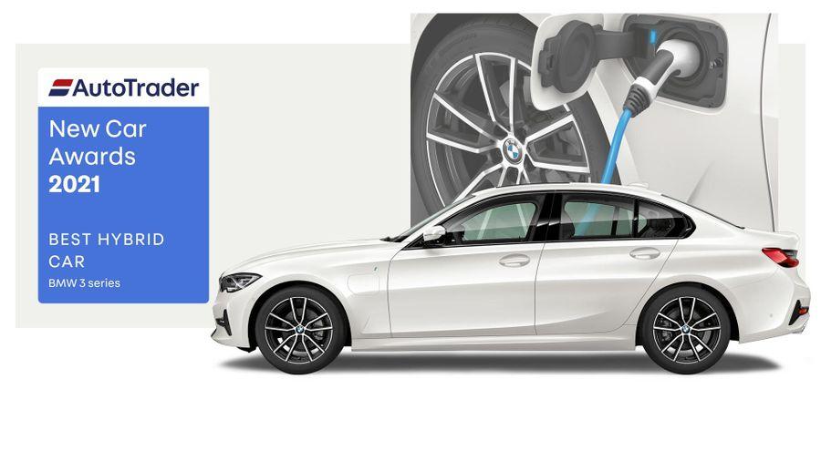 Best Hybrid Award 2021 – BMW 330e