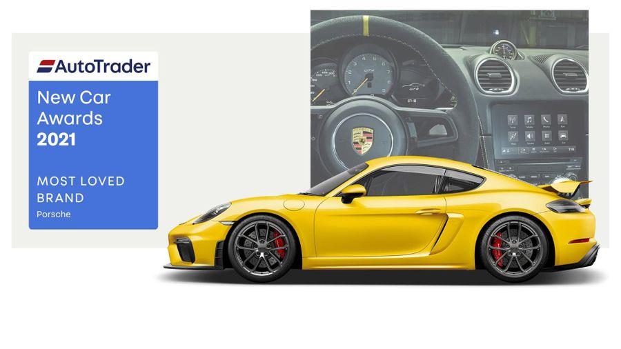Most Loved Brand Award 2021 – Porsche