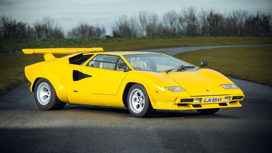 Best Classic Cars - Lamborghini Countach
