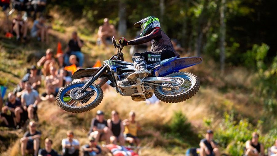 Yamaha Motocrosser