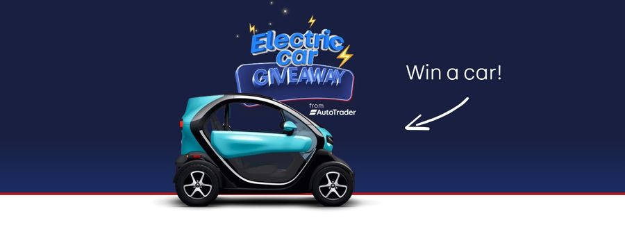 Win a car: free Renault Twizy from Auto Trader