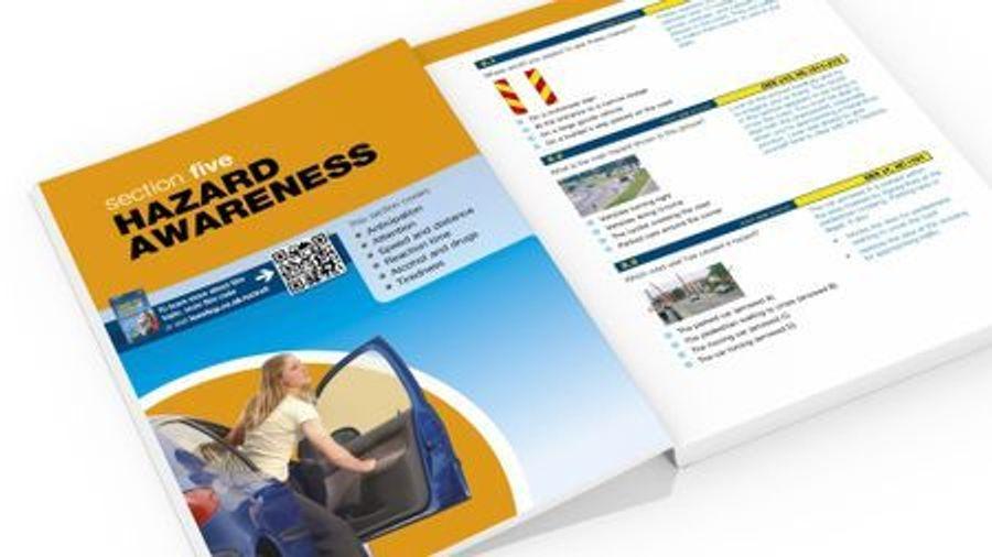 hazard perception test booklet