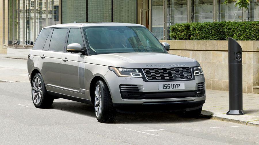 2018 Range Rover PHEV
