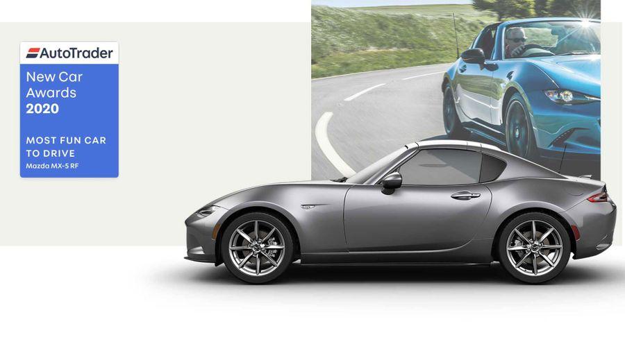 Mazda MX-5, Most Fun Car to Drive 2020