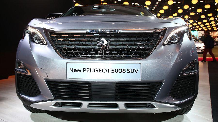 Peugeot 5008 Paris Motor Show 2016