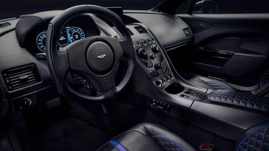 2019 Aston Martin Rapide E