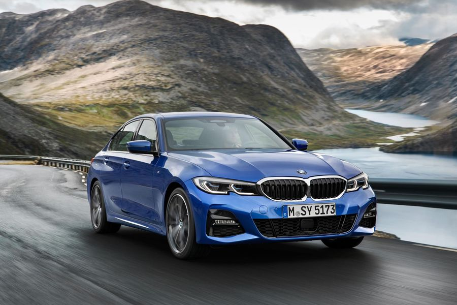BMW 3 Series Saloon - new for 2019