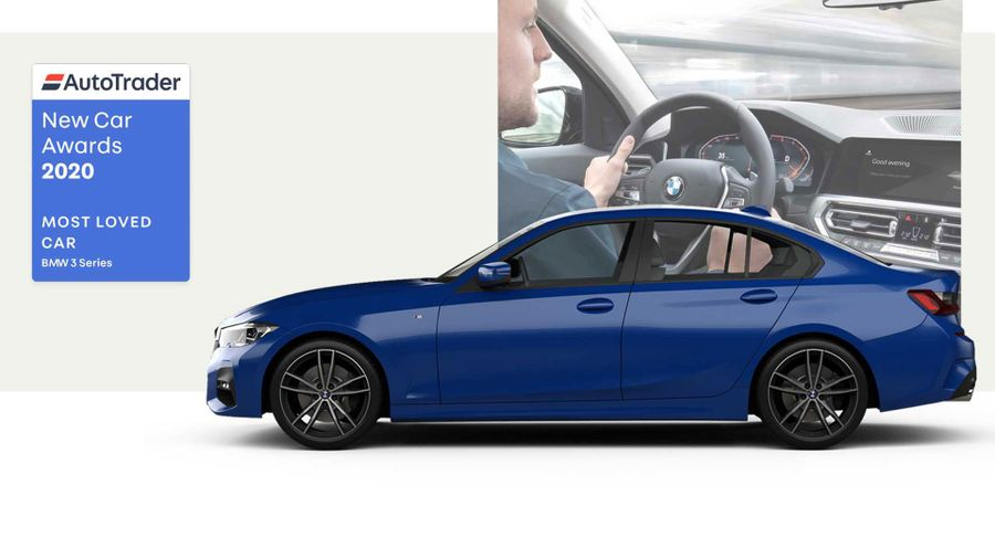 BMW 3 Series, voted Most Loved Car 2020