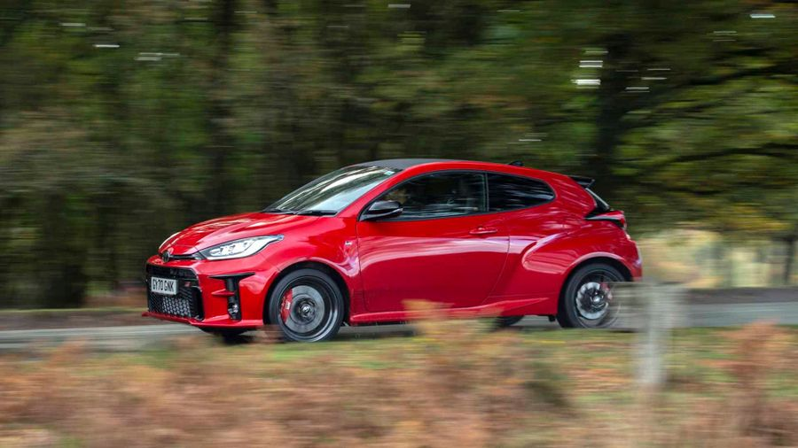 Best Fun Cars 2021 - Toyota GR Yaris