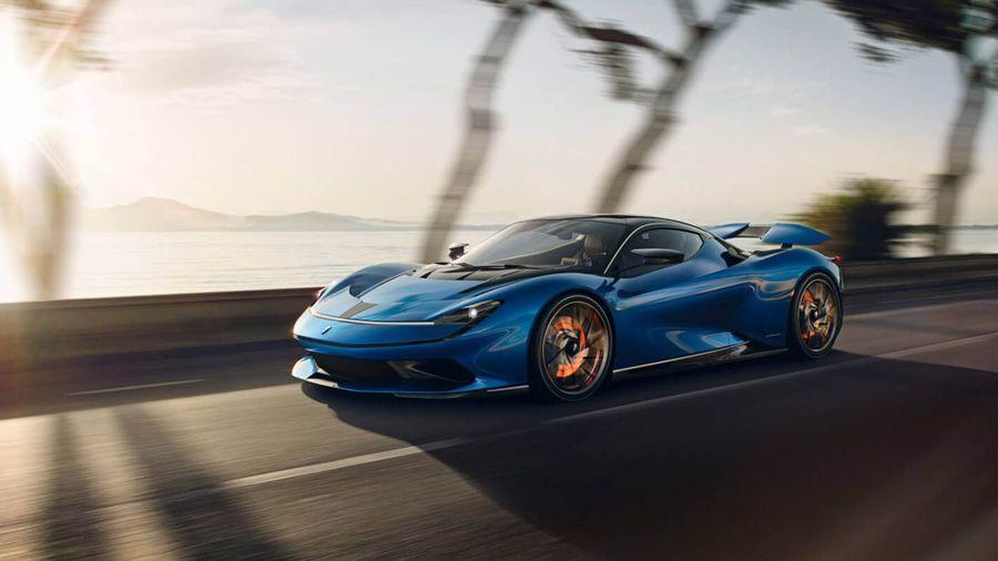 2020 Pininfarina Battista hypercar