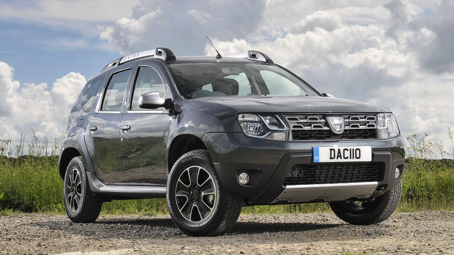 new 2017 dacia duster range unveiled auto trader uk. Black Bedroom Furniture Sets. Home Design Ideas