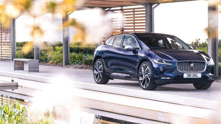 Jaguar I Pace available on finance