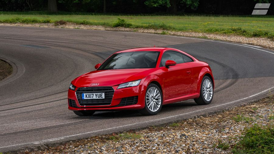 Most Fun Car to Drive – Audi TT