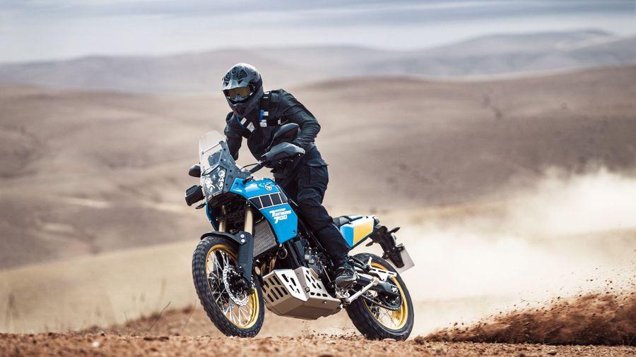 Yamaha's new Ténéré 700 'Rally Edition'