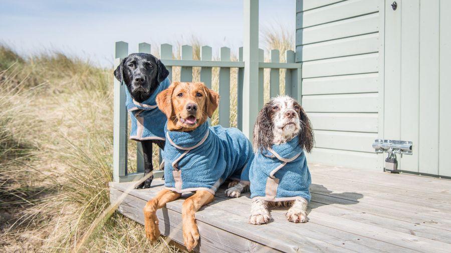 Ruff & Tumble dog towel